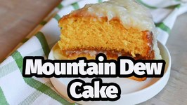 How To Make Mountain Dew Cake