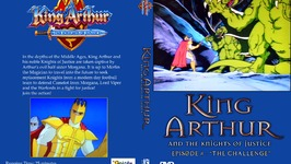 Episode 8 Season 1 King Arthur and the knights of justice - The Challenge