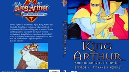 Episode 9 Season 1 King Arthur and the knights of justice - To Save a Squire