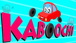 Kaboochi - Little Red Car - Cartoons Dance Song For Children Kids