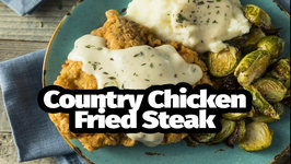 How To Make Country Chicken Fried Steak
