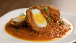 Nargisi Kofta Recipe -Egg Kofta Curry -The Bombay Chef-Varun Inamdar