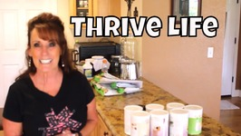 My Starter Kit With Thrive Life Freeze Dried Foods