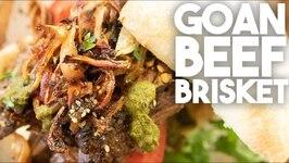 Goan Style Brisket - Pulled Beef