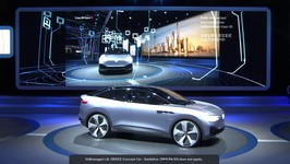 Auto Shanghai 2017 - VW Highlights of the Press Conference