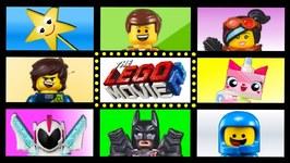 The Lego Movie 2 LUCKY BLIND BOX GAME w/ Surprise Toys  LEGO 2 MOVIE TOYS