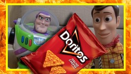 Toy Story 4 - The Quest For Doritos - Woody Buzz Lightyear And Batman