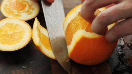 How to Cut Citrus