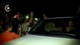 Kirkuk Governor Meets Kurdish Fighters Gathered in Kirkuk