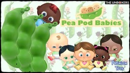 Pea Pod babies Collectible Baby Dolls