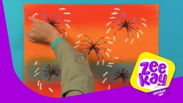 Firework Make - Mister Maker