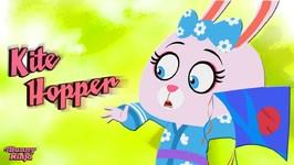 Kite Hopper - New Kids Cartoon - Bunny Ninja - Fun Kids Shows