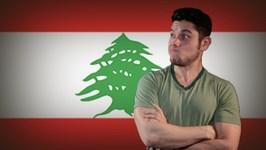 Flag Friday Lebanon