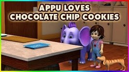 Appu Loves Chocolate Chip Cookies - 4k