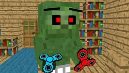 Kids Mobs Monster School: Potions - Minecraft Animation