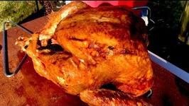 Cajun Deep Fried Turkey - New Method