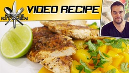 Spiced Chicken And Mango