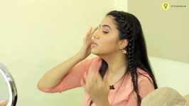 Diy - French Braid Bun Tutorial