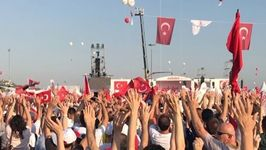 Hundreds of Thousands Rally in Istanbul at End of Justice March