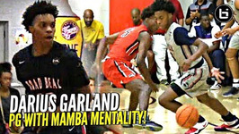 Flashy Guard Darius Garland Vision Is Crazy Official Summer Mixtape