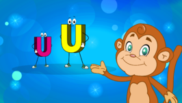 Alphabet U- Original Learning Alphabet Songs for Kids