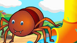 Incy Wincy Spider, Itsy Bitsy Spider - Educational Songs for Children