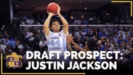 2017 NBA Draft Profile - Justin Jackson - North Carolina, SF