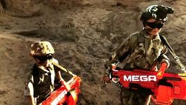 MEGA NERF WAR