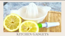 Home Organization  How To Organize Kitchen Gadgets Plus What I Use In My Kitchen