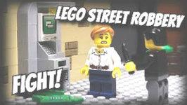 Lego Street Robbery (Fight Scene)