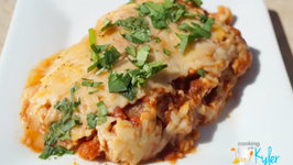 Knock It Out Of The Park Style Enchiladas