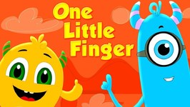 One Little Finger - Momo Beats Cartoons - Videos For Children by Kids Channel