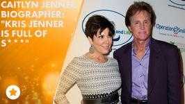 Caitlyn's co-writer slams Kris Jenner on TV