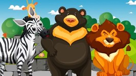 Going to the Zoo - Animal Sounds Song for Toddlers