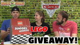 Lego Cars 3 Sets Giveaway