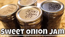 Small Batch Canning Sweet Onion Jam