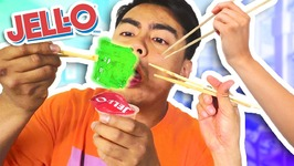 Is It Possible To Eat JELLO With Chopsticks
