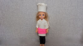 Play-Doh Doll Chef