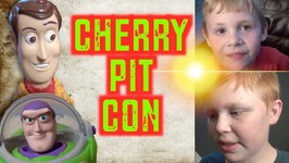 Toy Story 4 - Cherry Pit Con Job - Woody and Buzz Lightyear - Disney Pixar