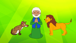 Daniel in the Lion's Den - Bible Stories - Kids' Bible Stories