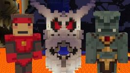 Minecraft Xbox - Survival Darkness Adventures - Annoying Boy 15