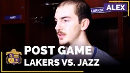 Alex Caruso On Kyle Kuzma - Sky Is The Limit I Love Playing With Him