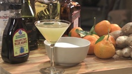 How To Make A Sparkling Ginger Margarita With Rick Bayless