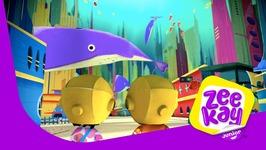 Underwater City - Zack And Quack - Episode 15