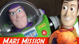Toy story 4 - Mars Space Mission Doritos - Woody Buzz Lightyear - Disney Pixar