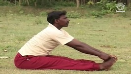 Yoga Exercise for Beginners - Paschimottana Asana - Seated Forward Bend Pose