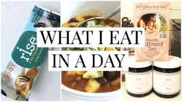 What I Eat in a Day - With Newborn Twins