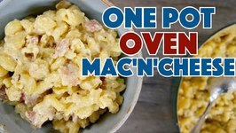 One Pot Oven Mac And Cheese