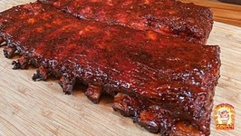 Recipe for How to Make the Best St. Louis Ribs