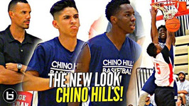 New Look Chino Hills 1st Game Of Season Still Got Talent And New Coach